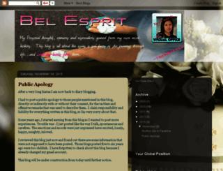 sentinelle-diaries.blogspot.com screenshot