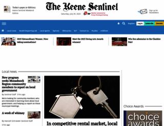 sentinelsource.com screenshot