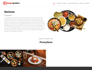 sentosa.hungrygowhere.com screenshot