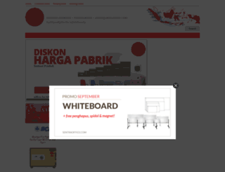 sentraoffice.com screenshot