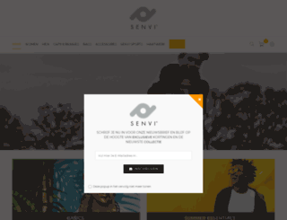 senvi.com screenshot