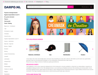 senz.nl screenshot