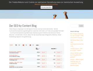 seo-by-content.de screenshot