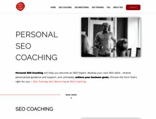 seo-coaching.net screenshot