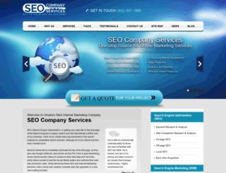 seo-company-services.com screenshot