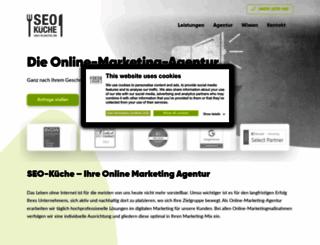 seo-kueche.com screenshot