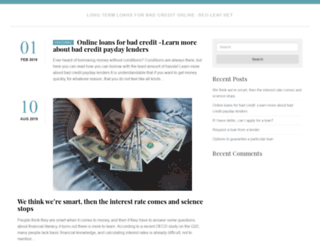 seo-leaf.net screenshot