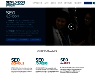 seo-london.org screenshot