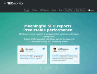seo-monitor.com screenshot