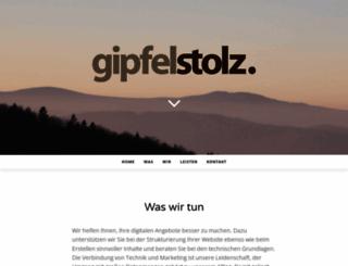 seo-niederbayern.de screenshot