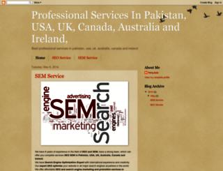 seo-servicepk.blogspot.com screenshot