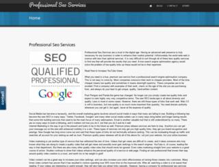 seo-services-professional.webs.com screenshot