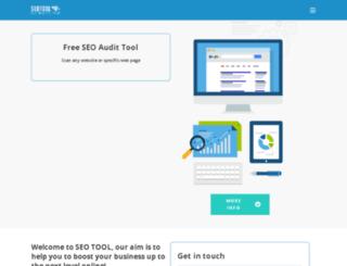 seo-tool.co.uk screenshot