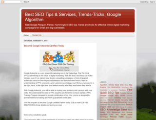 seo-trends-tricks.blogspot.in screenshot
