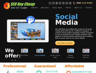 seo.buycheap.biz screenshot