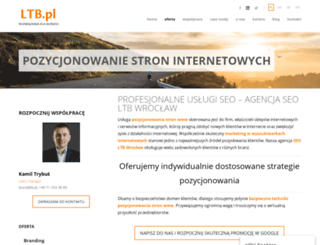 seo.ltb.pl screenshot