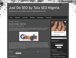 seo.tolafamakinwa.net screenshot