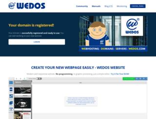 seo.webber.cz screenshot