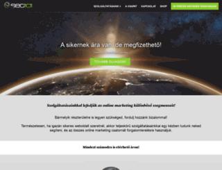seo101.hu screenshot