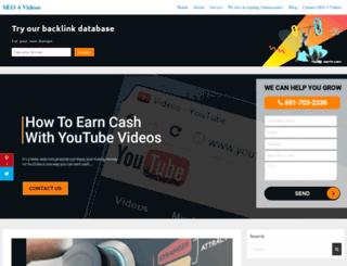 seo4videos.com screenshot