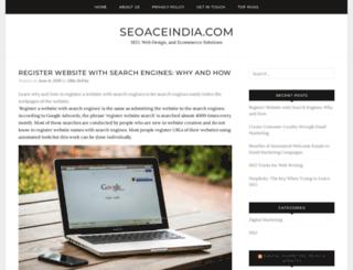 seoaceindia.com screenshot