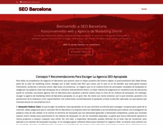 seobarcelona.com screenshot