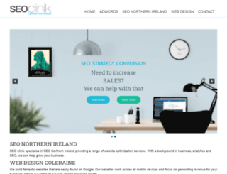 seoclinik.com screenshot