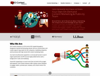 seocontentsolutions.com screenshot