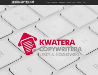 seocopywriter.com.pl screenshot