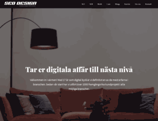 seodesign.se screenshot