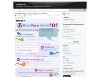 seoebusiness.wordpress.com screenshot