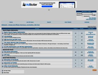 seoexpert.activeboard.com screenshot