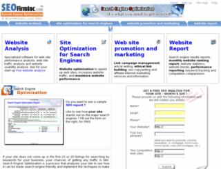 seofirminc.com screenshot