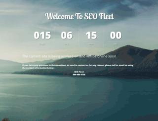 seofleet.com screenshot