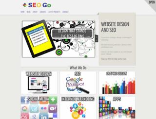 seogo.co.uk screenshot