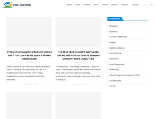 seohorizon.com screenshot