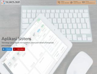 seohosting.co.id screenshot