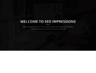 seoimpressions.com screenshot