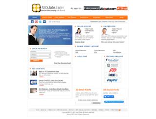 seojobsfinder.com screenshot