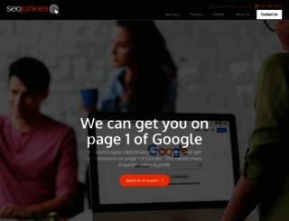seojunkies.com screenshot