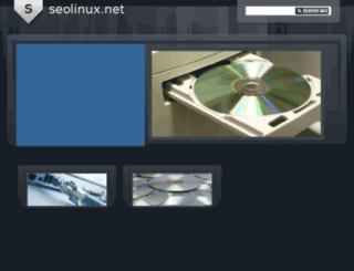 seolinux.net screenshot