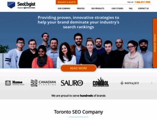 seologist.com screenshot