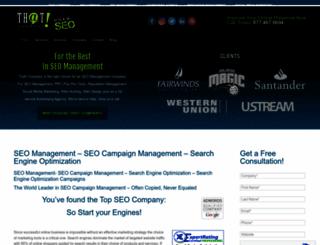 seomanagement.com screenshot