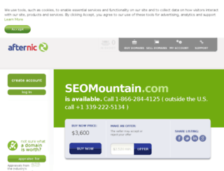seomountain.com screenshot