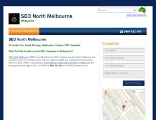 seonorthmelbourne.ozbizdirect.com.au screenshot
