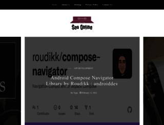 seoonline.co.in screenshot