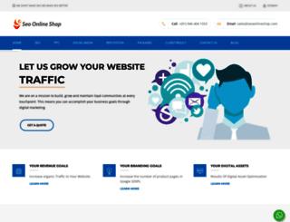 seoonlineshop.com screenshot