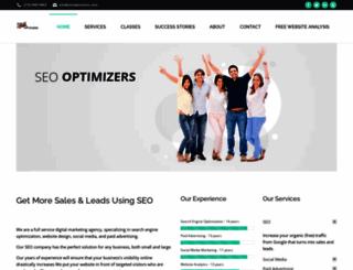 seooptimizers.com screenshot