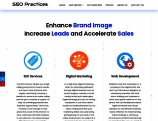seopractices.com screenshot