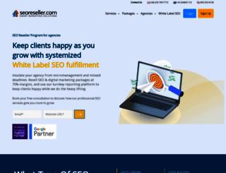 seoreseller.com screenshot